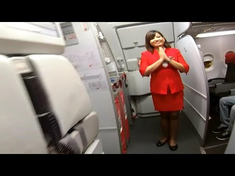 AIRASIA FLIGHT - Bengaluru to Hyderabad Trip Report | Airbus A320
