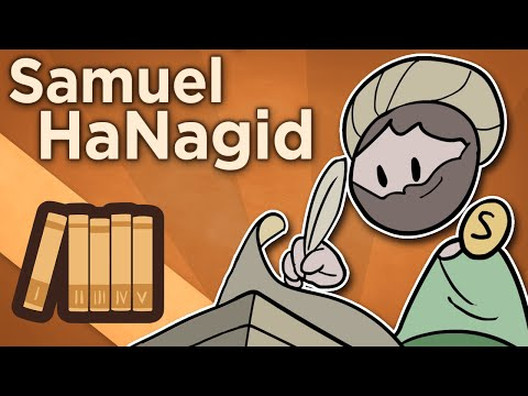 Samuel HaNagid - A Prince of Jews - Extra History