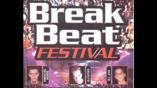 Break Beat FESTIVAL mezclando DJ JAS cd2