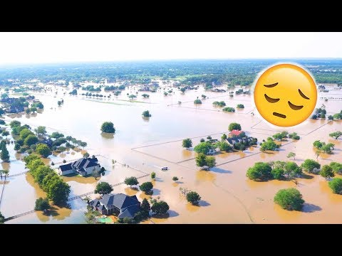 What it's actually like in Houston right now...