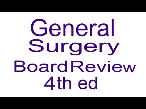 SUR01.General Surgery Board Review 4th ed