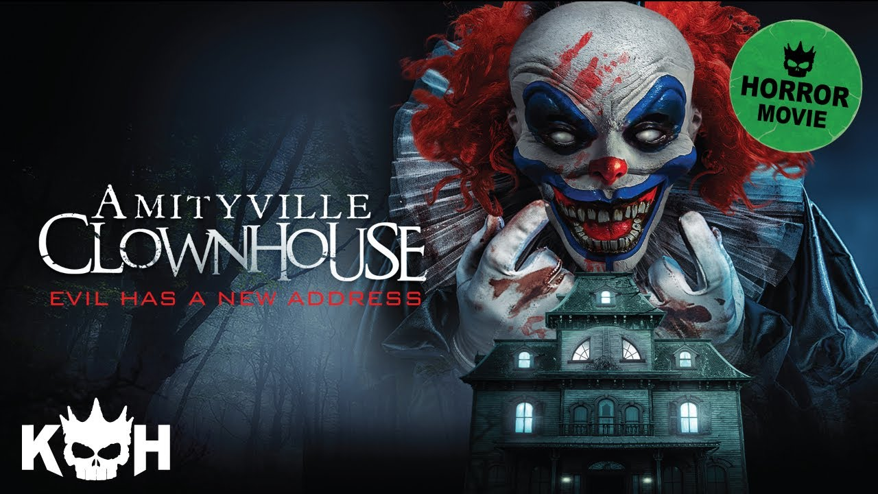 Download Amityville Clownhouse | Full FREE Horror Movie - North America Only