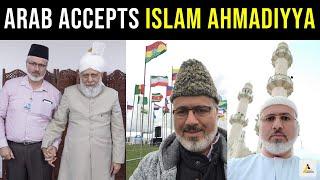 Emotional Convert Story : Sunni Arab Accepts the True Islam, Ahmadiyya