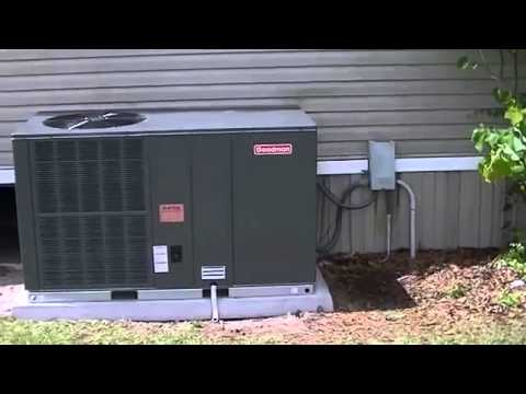 Goodman Hvac Customer Review Youtube