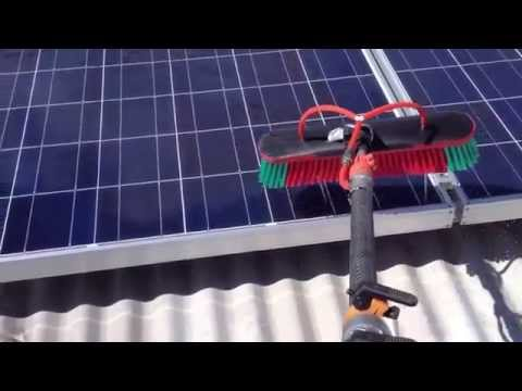 Gold Coast Solar Panel Cleaners