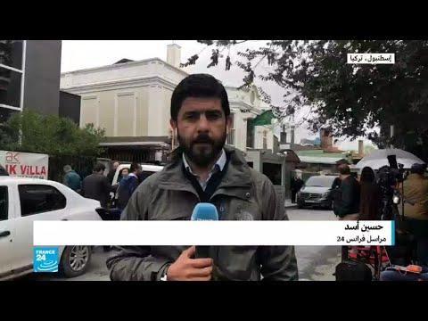 وسائل إعلام تركية: القنصل السعودي في إسطنبول هرب من تركيا  - نشر قبل 2 ساعة