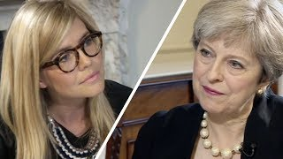Theresa May: The full interview with Emma Barnett