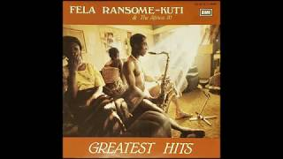 Fela Ransome - Kuti: Black Man's Cry
