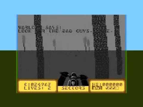 DeathChase XE - Atari XL/XE Long play