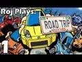 Roj Plays: Road Trip Adventure - Part 1