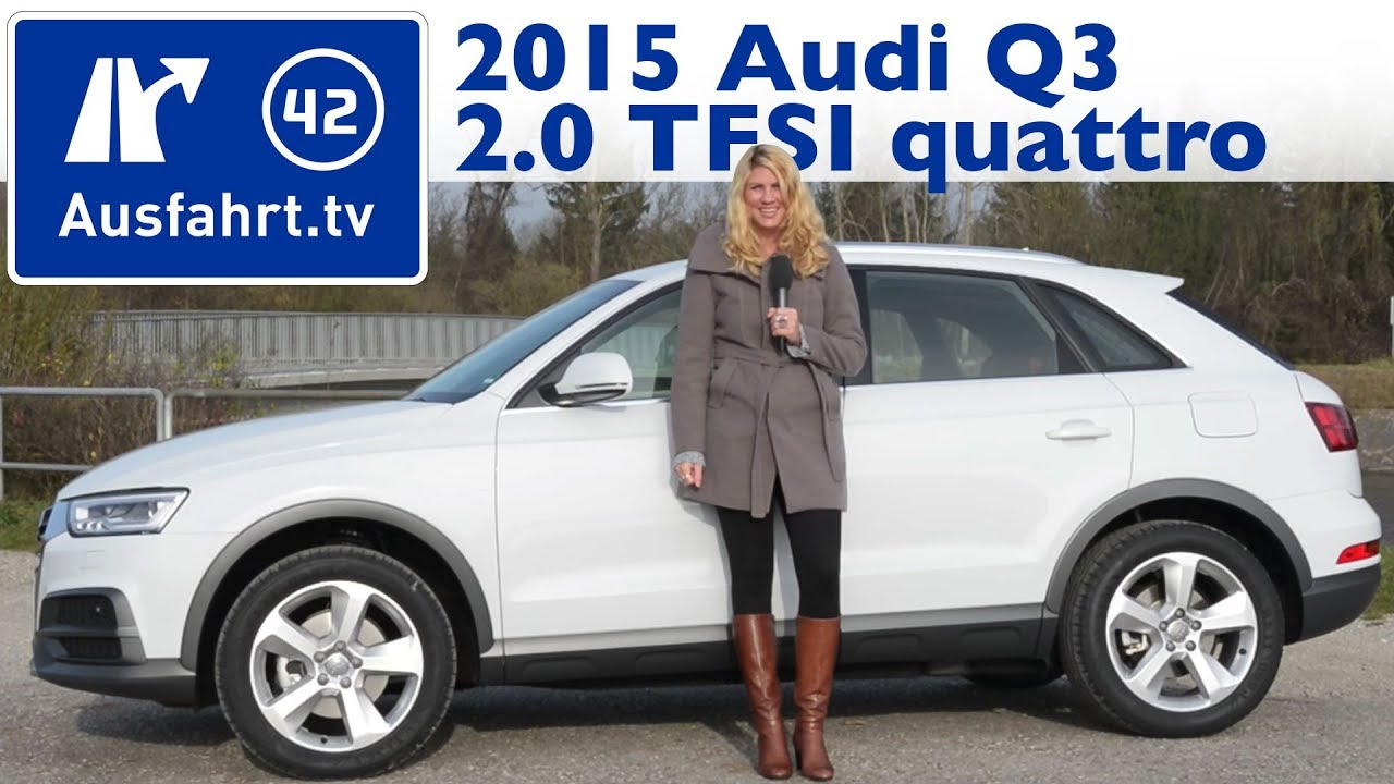 2014 audi q3 2 0 tfsi quattro s tronic facelift. Black Bedroom Furniture Sets. Home Design Ideas