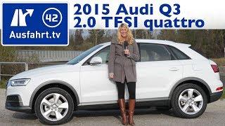 2014 Audi Q3 2.0 TFSI quattro S tronic (Facelift) - Kaufberatung, Test, Review