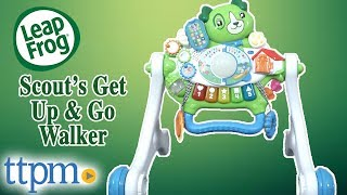 Scout's Get Up & Go Walker from LeapFrog