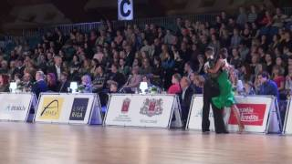 00008 BGP 18.12.2016. WDSF Youth Open Latin  F - Hotel BELLEVUE Cup