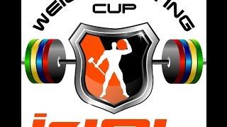 IDOLweightliftingCUP В/К85 (часть 1)