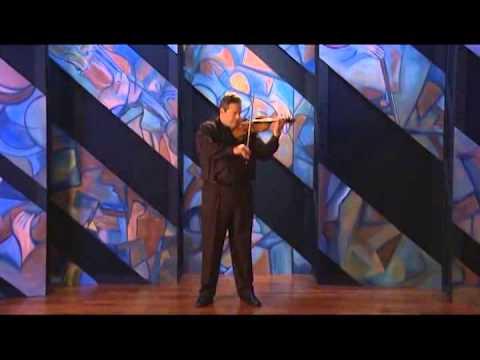 Paganini 24 Caprices - Yehonatan Berick, violin