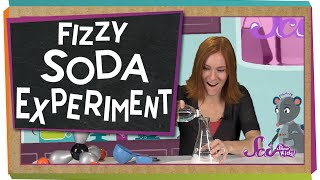 Fizzy Soda Experiment!