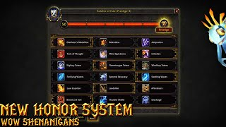 World of Warcraft: LEGION - New Honor System for PVP FULL OVERVIEW - Gamescom Germany