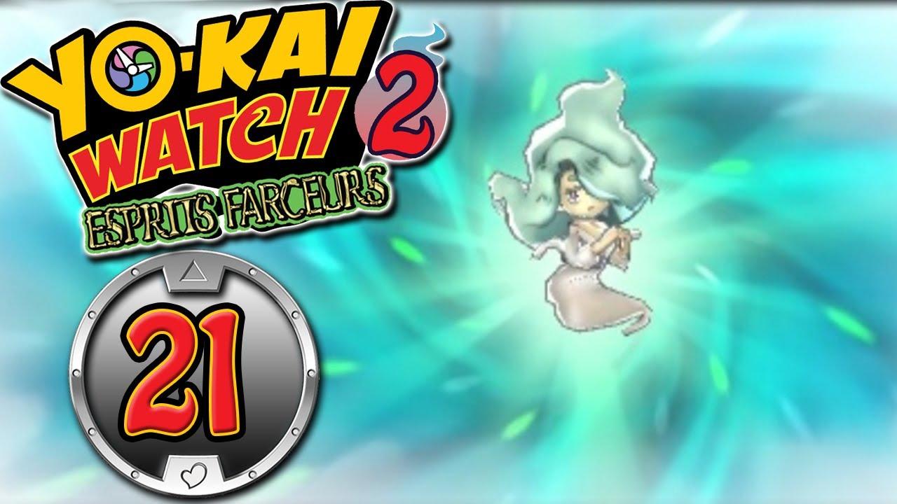 Evolution Yo Kai Watch 2 Esprits Farceurs 21 Youtube