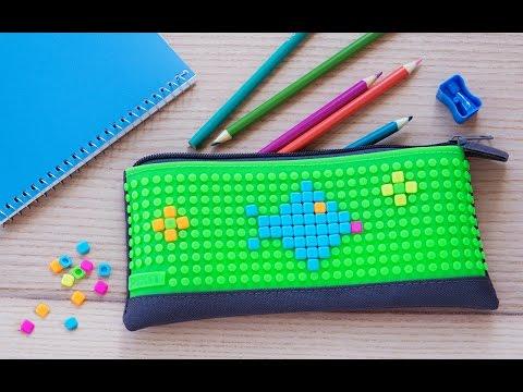 pixit pouch pixel art case the grommet