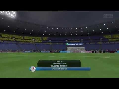 """FIFA Derbys #12 Italien: Chievo Verona - Hellas Verona (""""Derby de Verona"""") [PS4] [1080p]"""