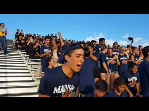 Madison High School San Antonio 2017 Band Graduation memories