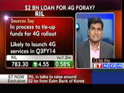 RIL planning to launch its 4G services in FY14 : Sources