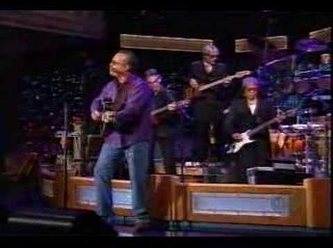Tom Russell on Letterman
