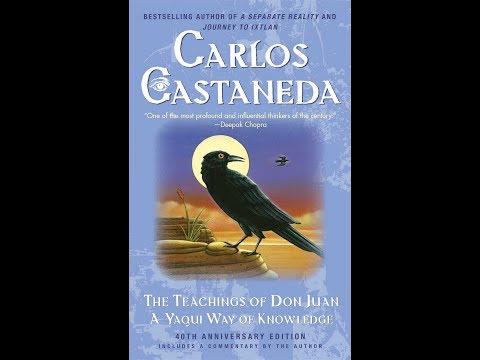 The Teachings of Don Juan Carlos Castaneda Audiobook