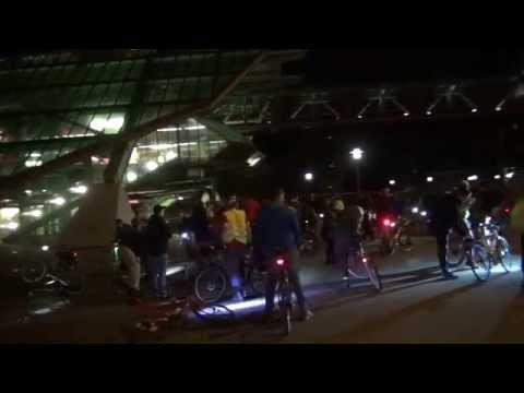Critical Mass Wuppertal - März 2015