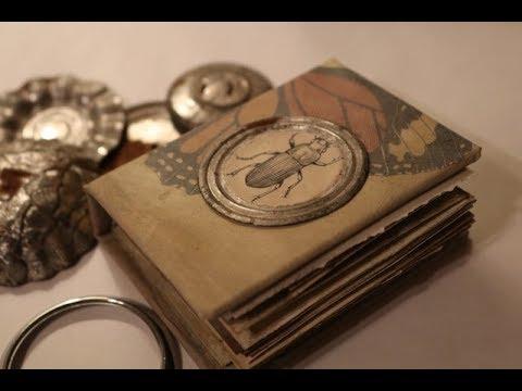 Miniature Book Making Tutorial