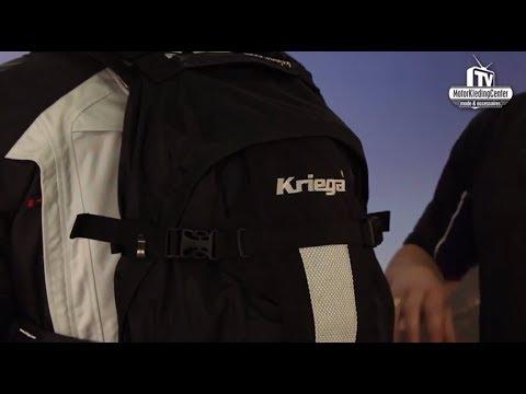 Betere Kriega R25 Rugzak Review - MotorKledingCenterTV - YouTube MG-32