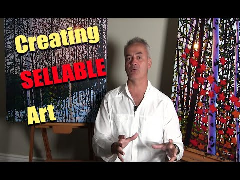 How to Create Sellable Art