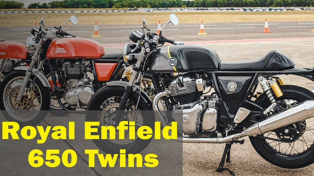 Royal Enfield Twins Interceptor 650 Continental Gt 650 Price Revealed In India