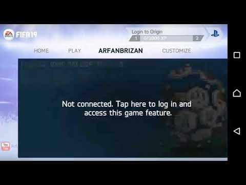 Arfan Brizan Fifa 19