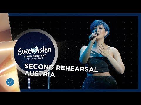 Austria - PÆNDA - Limits - Exclusive Rehearsal Clip - Eurovision 2019