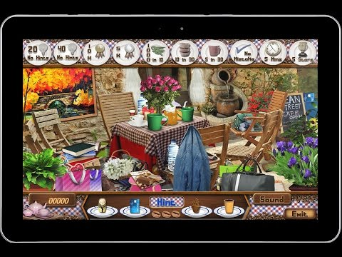 Coffee Break - Free Hidden Object Games by PlayHOG