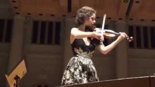 Johann Sebastian Bach - Hilary Hahn - Encore