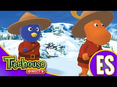 Los Backyardigans Dibujos Animados: 4-6 Episodios Para Niños - Compilación De 70 Mins