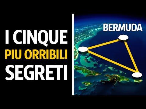 I 5 Segreti Pi Terrificanti Del Triangolo Delle Bermuda