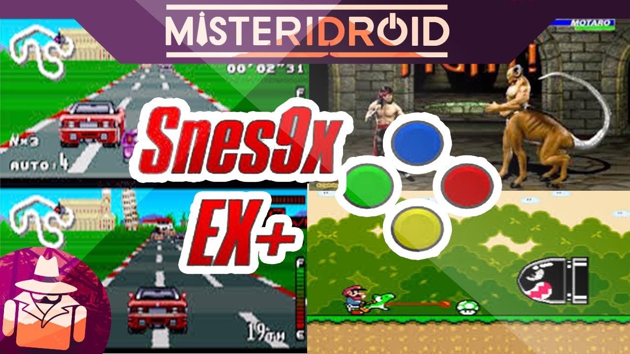 Android snes9x