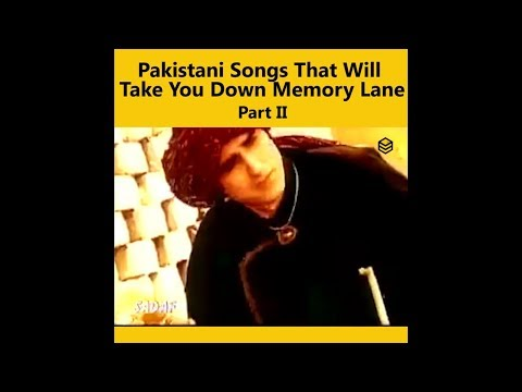 Pakistani Old Songs Part II