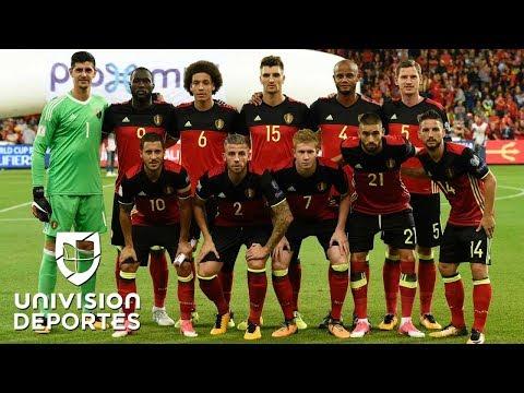 Este es Bélgica, el rival de México en fecha FIFA
