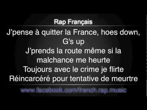 Booba - Lunatic Feat. Akon (Paroles) HD 2010 (Lyrics)