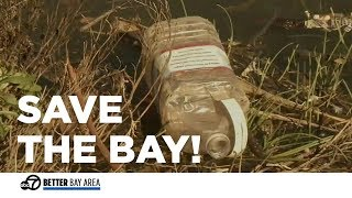Tons of trash washing into San Francisco Bay despite efforts to keep it clean