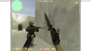 Counter Strike 1.6 gg_iceworld map gun game for kids