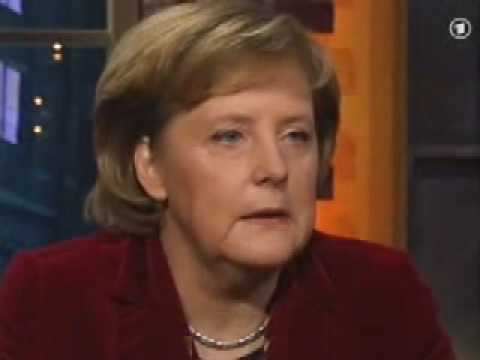 Angela Merkel - Das Volk wird nicht gefragt