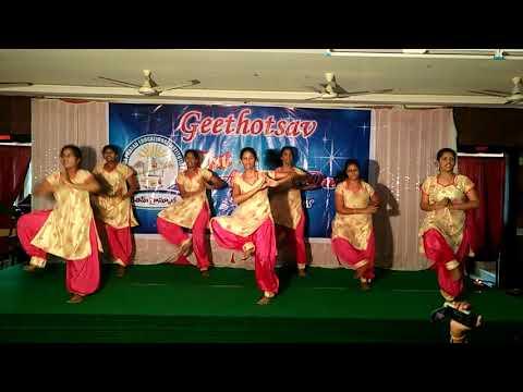 Natyotsavam @geetotsavam in revenue bhavan,guntur@ART OF NATRAJ.....heart of dance