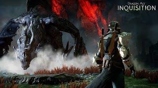 Пробный запуск Dragon Age Inquisition.