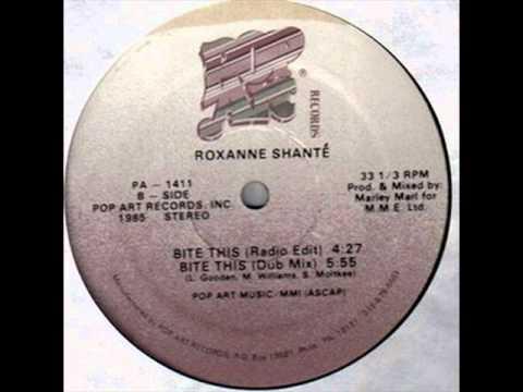 Roxanne Shante - Bite This (Dub Mix)